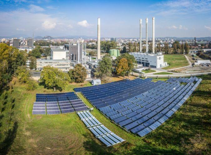 Im Bild das Solartheizwerk Graz, an dem der Leistungs- und Ertragsnachweis für Solarheizwerke getestet wurde.