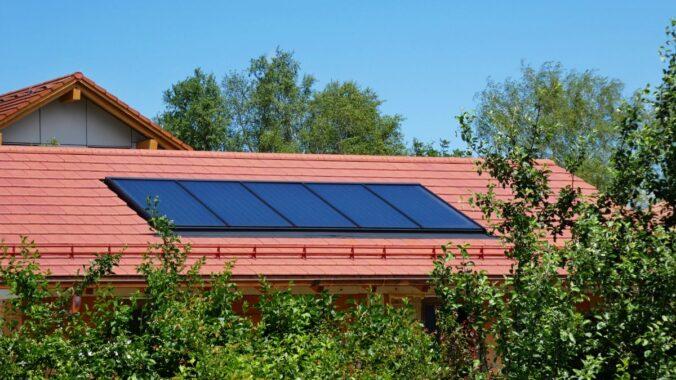 Das Gebäudenergiegesetz birgt Chancen für die Solarthermie.